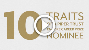 10 traits of a piper trust encore nominee