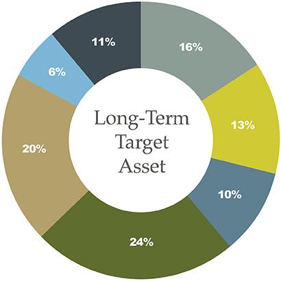 Long Term Target Asset