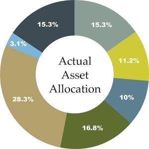Actual Asset Allocation