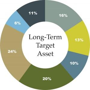 Long Term Target Asset 2020