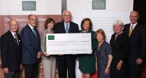 A philanthropic milestone: Trustees and CEO of Virginia G. Piper Charitable Trust award $123 million in surprise grants